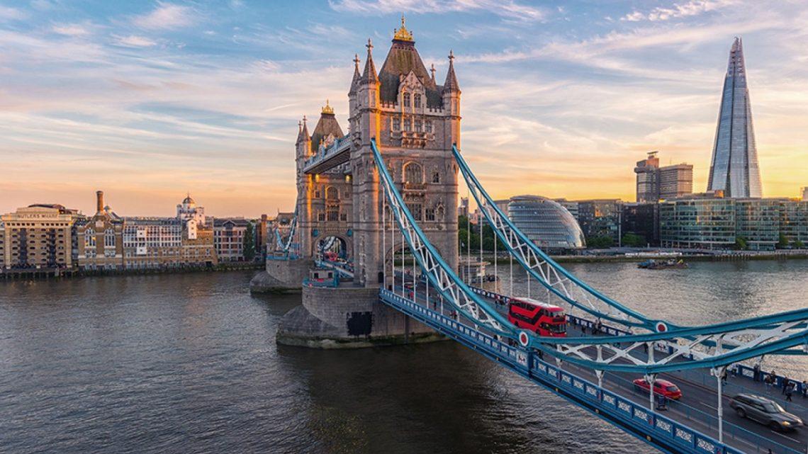 Partir en voyage a Londres