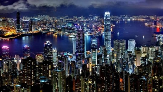 Partir en vacances a Hong Kong